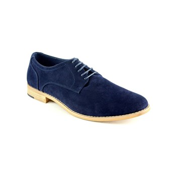 Uomo - Derbies - marineblau