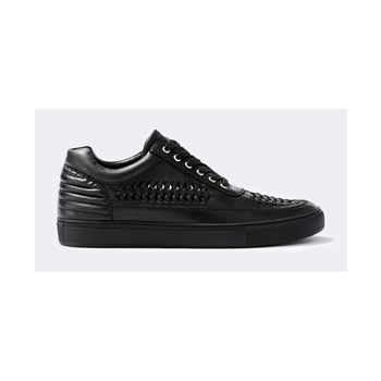 Celio - Lybraided - Baskets Mode - noir