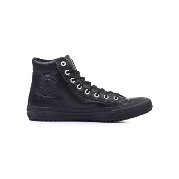 Converse - Chuck Taylor All Star Boot PC - Sneakers alte in pelle - nero