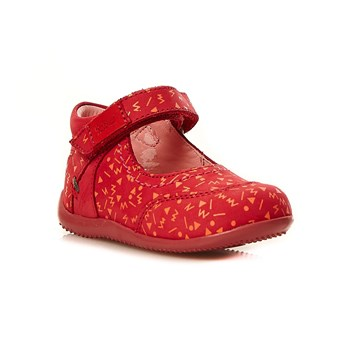 Kickers - Bamako - Mary Jane - fucsia