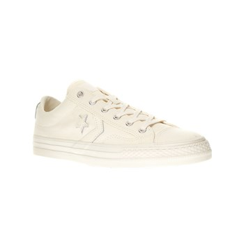 Converse - Player Ox - Sneakers in pelle - naturale