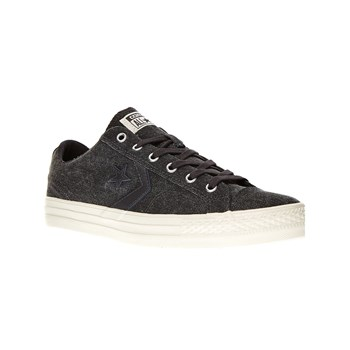Converse - Player Ox - Sneakers in pelle - nero