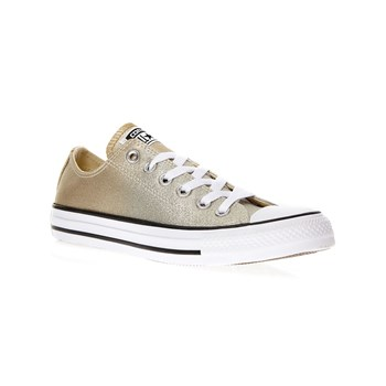 Chuck Taylor All Star Tipped Ombre Metallic Ox - Turnschuhe - goldfarben