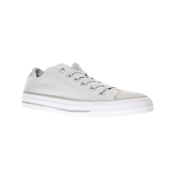 Chuck Taylor All Star Tipped Metallic Toecap Ox - Turnschuhe - silberfarben