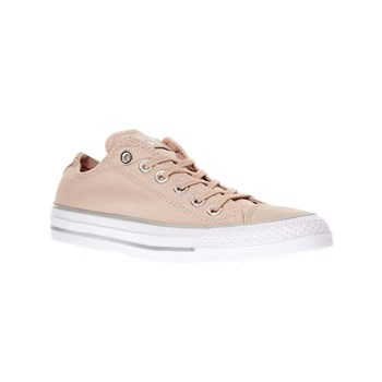 Chuck Taylor All Star Tipped Metallic Toecap Ox - Turnschuhe - rosa