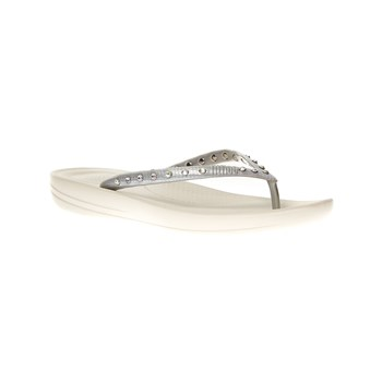 FitFlop - Tongs - argent