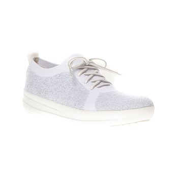 FitFlop - Baskets basses - argent