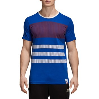 Adidas Performance - France - Camiseta de manga corta - blanco
