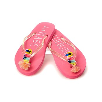Billieblush - Chanclas - rosa
