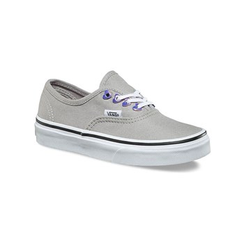 Vans - K  Authentic - Turnschuhe,  Sneakers - grau