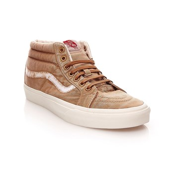 Vans - SK8-Mid Reissue - Baskets Mode - beige