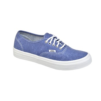 Vans - Authentic Slim - Gympen / Sneakers - hemelsblauw