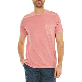 Benetton - Kurzärmeliges T-Shirt - rosa