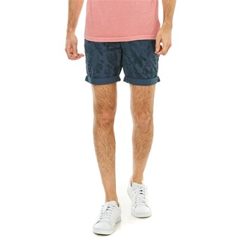 Benetton - Short - marineblau
