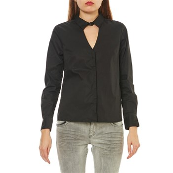 On you - Camisa de manga larga - negro