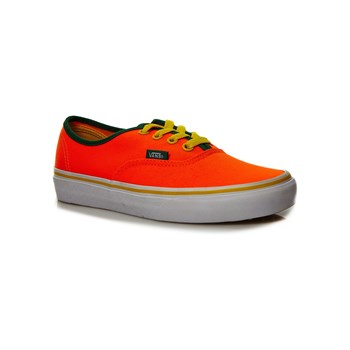 Vans - Authentic - Baskets - orange