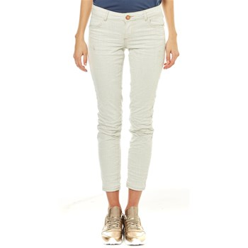On you - Jeans slim - bianco