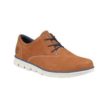 Timberland - Derby in pelle - cammello