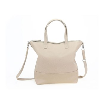 Madrid - Shopping bag - beige