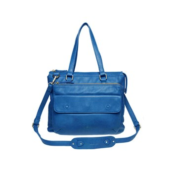 Kate Lee - Barbara - Ledertasche - Blue Electric