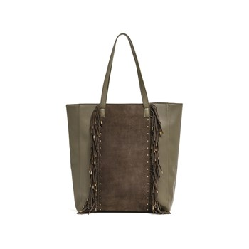 Amenapih - Moody - Shopping Bag - khaki