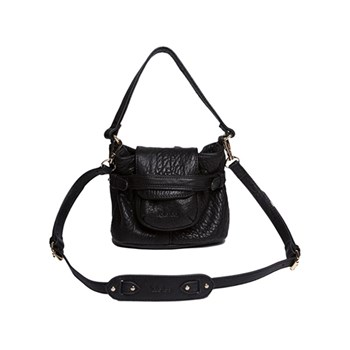 Kate Lee - Naelle - Sac en cuir - noir