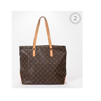 Louis Vuitton - Mezzo - Tote bag - Monogram Canvas