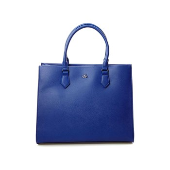 Christian Lacroix - Shopping Bag - klassischer blauton