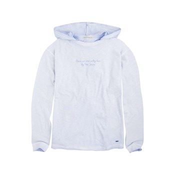Nancy teen - Sudadera con capucha - blanco