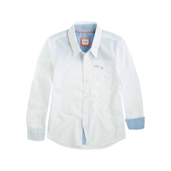 Maddox - Chemise manches longues - blanc