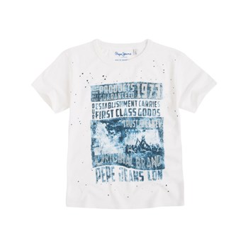 Jacob JR - Camiseta de manga corta - blanco