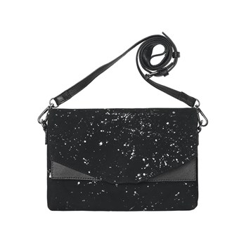 Derry - Pochette in pelle - nero