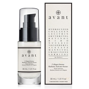 Avant Skincare - Sérum activateur intensive radiance au collagène - argent