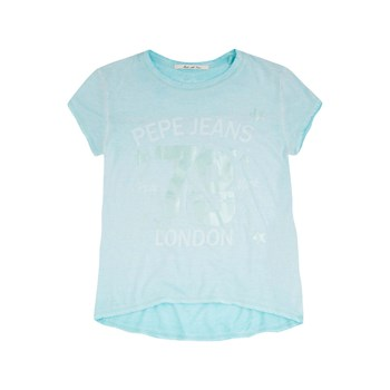 Hilary - T-shirt manches courtes - turquoise