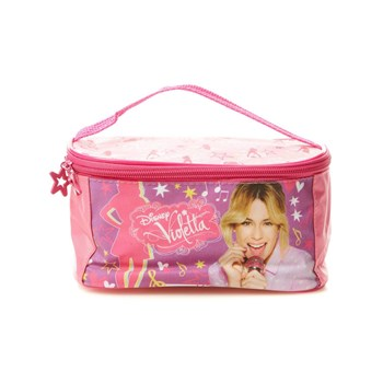 Violetta - Beauty-case - gemustert