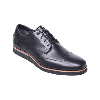 Timberland - Preston hills - Mocassini in pelle - nero