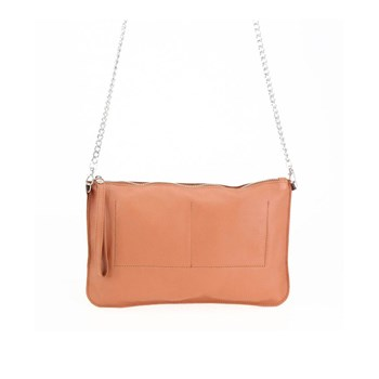 Paquetage - Aromatic - Pochette in pelle - cognac