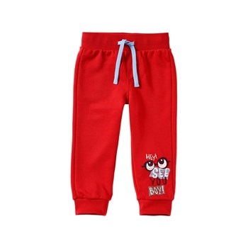 Benetton - Pantalon jogging - rouge