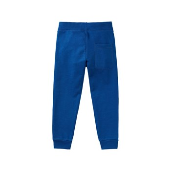 Benetton - Pantalon jogging - bleu