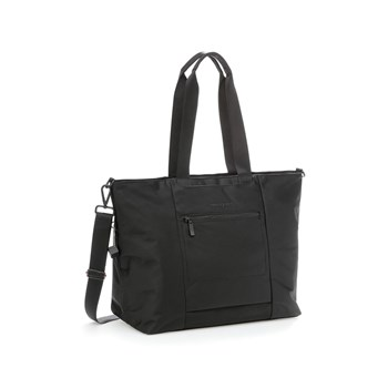 Hedgren - Inter City - Sac shopping - noir
