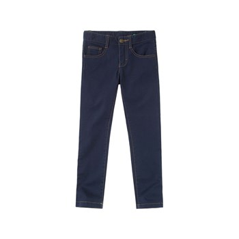 Benetton - Jean skinny - denim bleu