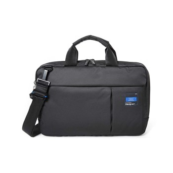Hedgren - Blue label - Porte-documents 15''  en nylon - noir