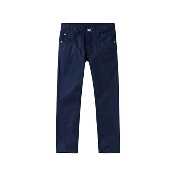 Benetton - Pantalon - bleu