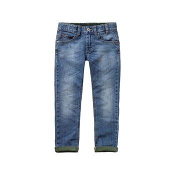 Benetton - Jean droit - denim bleu