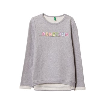 Benetton - Sweatshirt - grau