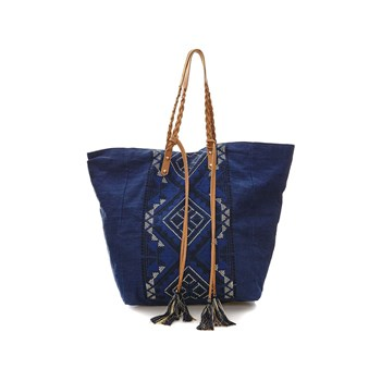 Yucatan - Shopping Bag - blau