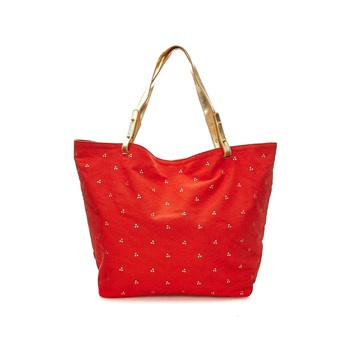 Clea Gabriel - Shopping Bag - orange