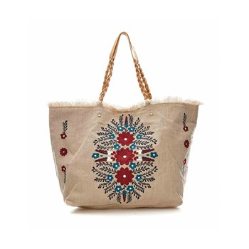 Barreto - Shopping Bag - natur
