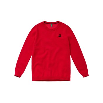 Benetton - Pull - rouge