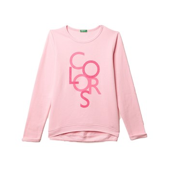 Benetton - Sweat-shirt - rose